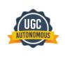 UGC AUTONOMOUS