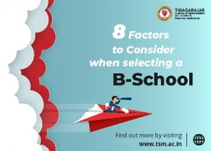 8 factors to consider when selecting a B-School