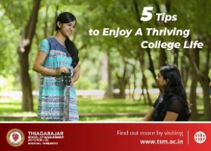 5 Tips to Enjoy a Thriving College Life
