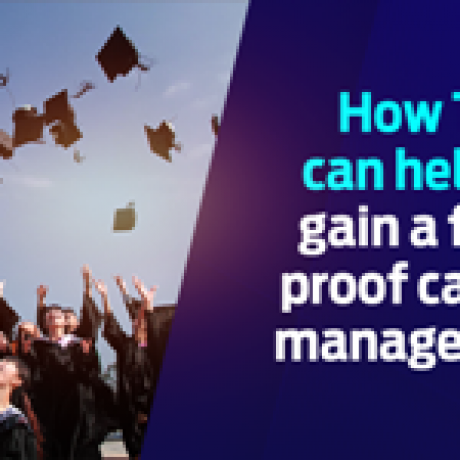 How TSM can help you gain a future proof career in management?