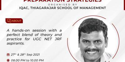 Preparing for NTA UGC NET/SET/JRF – Orientation